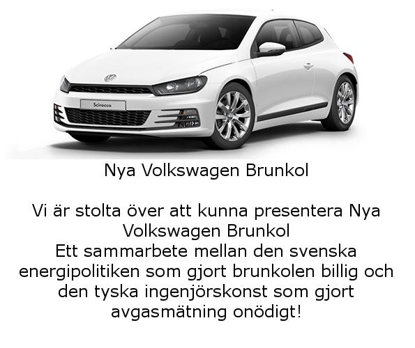 Volkswagen Brunkol